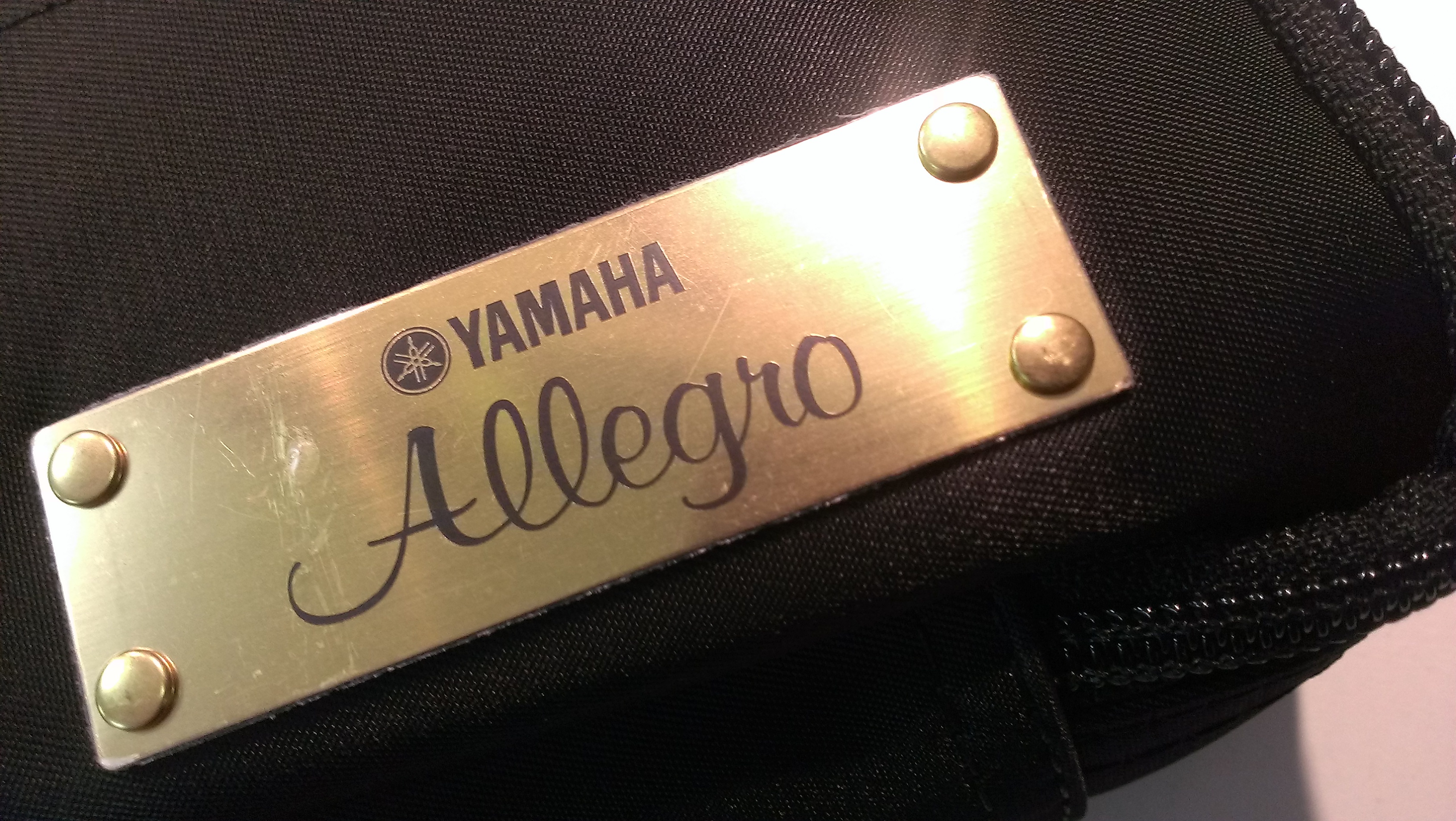 What is the Yamaha Allegro Line of Instruments? - Paul Effman Music