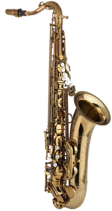 A picture of the Viking M58S Tenor Saxophone